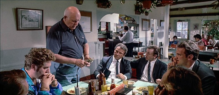 Reservoir Dogs_diner 1