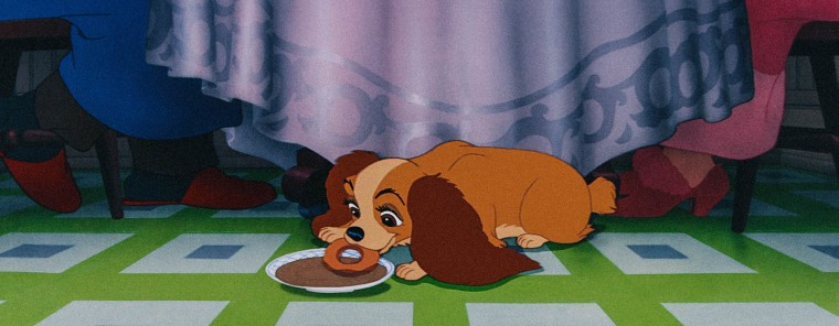 lady and the tramp_breakfast
