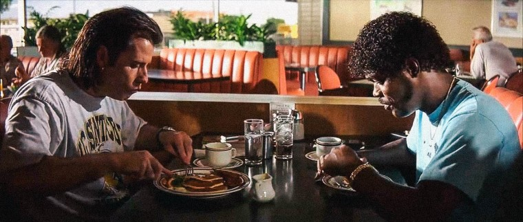 Pulp Fiction_Diner