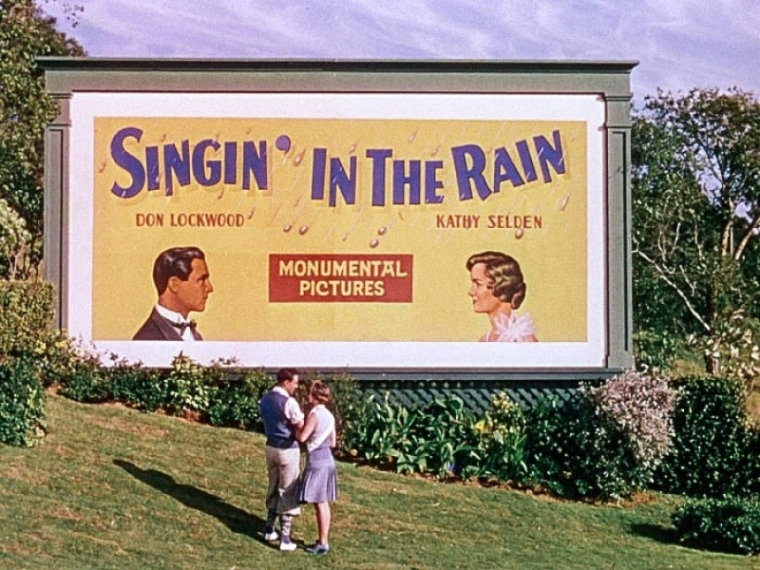 Singin' in the Rain_billboard