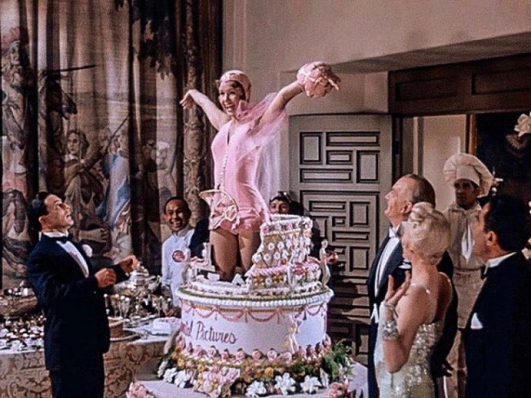 Singin' in the Rain_cake