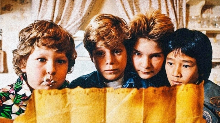 The Goonies_map