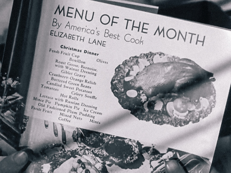 02 Menu of the Month