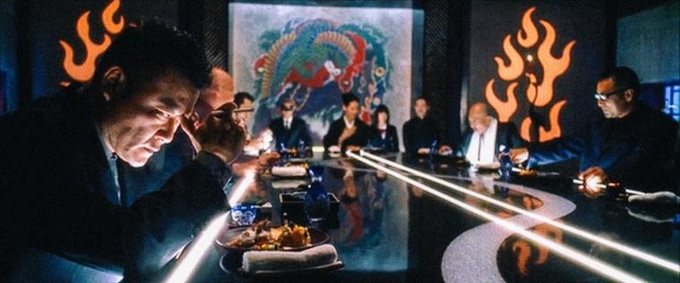 04 Crime Boss Dinner